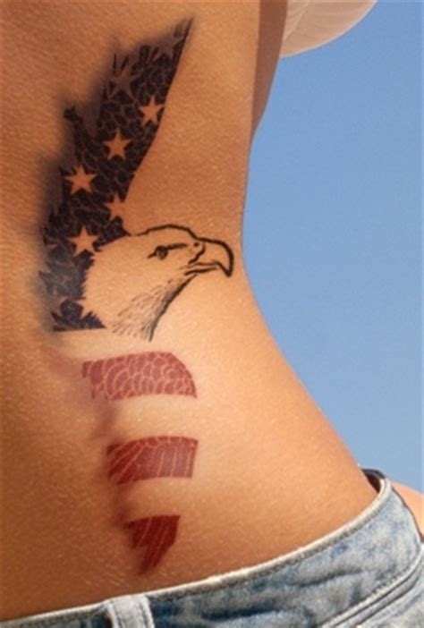 small patriotic tattoos 15 magnificent american flag design ideas