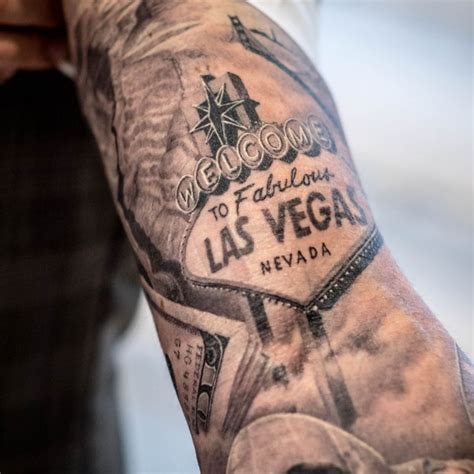 tattoo vegas tattoo welcome las vegas vegas tats pinterest vegas