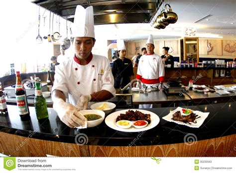 cook s cook editorial stock photo image 35230563