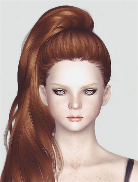 sims 3 hairstyles 32 best images about sims 3 hair on pinterest