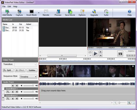 tutorial videopad by nch software videopad video editor t 233 l 233 charger