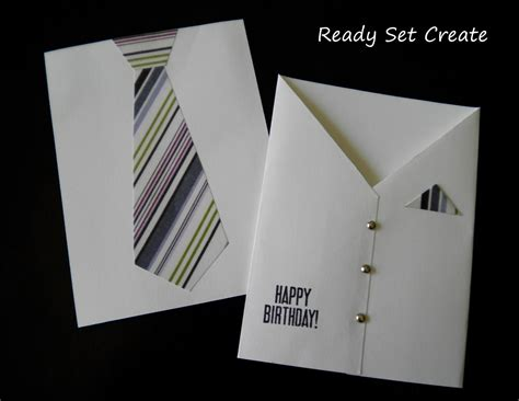 Handmade Birthday Cards For Guys - ready set create spread some with a card