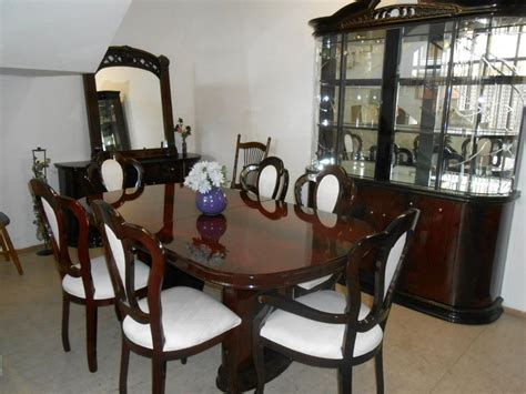 arienne dining room set italian lacquer promo items 0