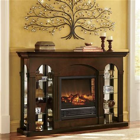 curio fireplace from seventh avenue dw77676
