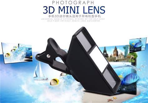 Lensa Telescopic Universal universal 3d effect maker for smartphone black jakartanotebook