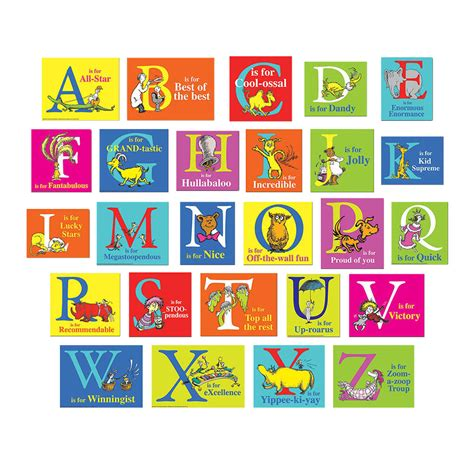 Fall Door Decorations For Preschool Dr Seuss Encouraging And Positive Abc Mini