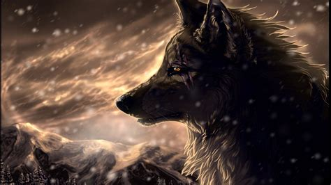 cool wallpaper of wolves cool wolf backgrounds 183