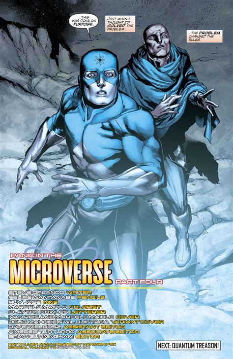 dc comics rebirth spoilers justice league of america dc comics rebirth spoilers jla justice league of america 15 reveals the atom secrets from dc