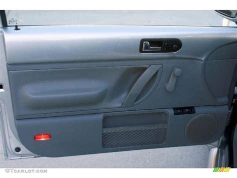 2001 Vw Beetle Door Panels by 2001 Volkswagen New Beetle Gl Coupe Door Panel Photos