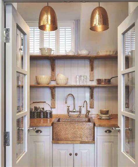 Pretty Pantry by 10 Inspiring Pantry Designs Tinyme