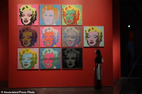 libro the american dream pop british museum show charts american art from 1960s to trump daily mail online