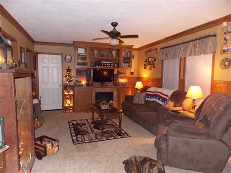 Home Interior Decor Manufactured Home Decorating Ideas Primitive Country Style