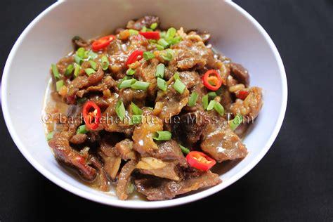 recette cuisine vietnamienne porc au caramel au poivre thịt kho ti 234 u la kitchenette