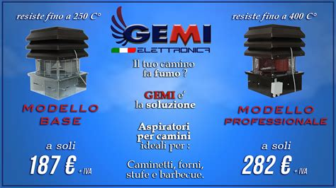 aspiratore per camino aspiratori per camino gemi elettronica aspiratori per