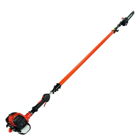 echo 12 in 25 4cc bar gas telescoping pole pruner ppt