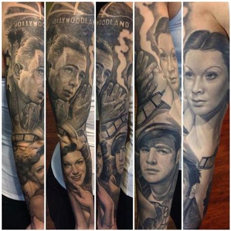 hollywood tattoos gallery for gt tattoos