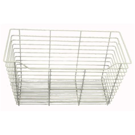 Wire Drawers For Closet by 29 In X 17 In Wire Basket Drawer In Custom Closet