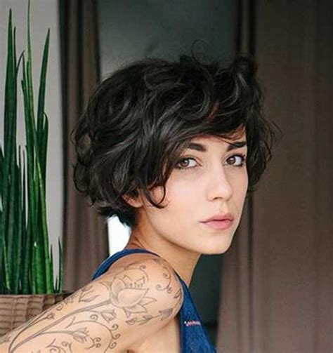 great 20 some thing hair styles 15 photo of short fine curly hair styles