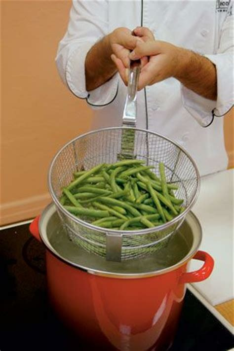 Shock Vegetables Green In The Freezer by Best 25 Blanching Green Beans Ideas Only On