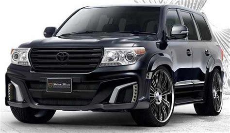 2017 Toyota Horsepower by 2017 Toyota Land Cruiser V8 Prado Concept Horsepower