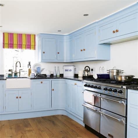 Blue Sky Kitchen sky blue kitchen housetohome co uk