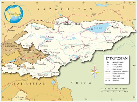 kyrgyzstan in world map printable kyrgyzstan map map of kyrgyzstan