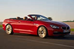 2015 bmw 6 series convertible car interior design