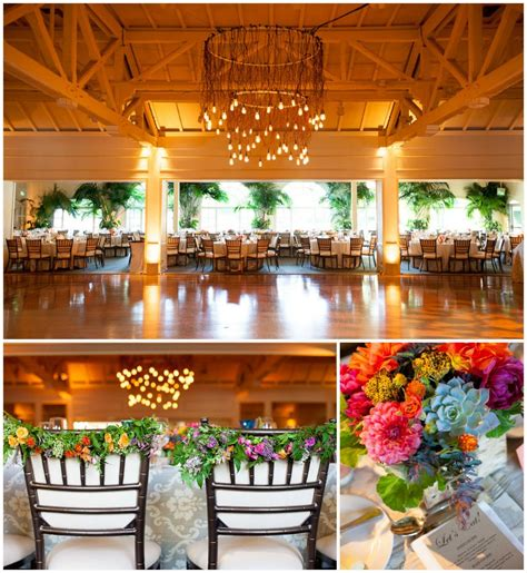 Vibrant Fall Wedding   Menlo Circus Club   Peridot Events