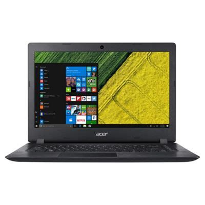 Laptop Acer 14 Inch Windows 10 buy acer aspire 1 a114 31 14 inch windows 10 celeron laptop 4gb ram 64gb hdd black from our