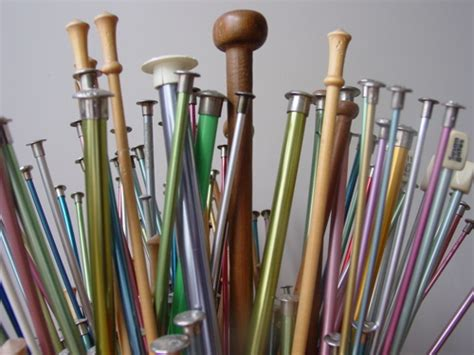 knitting needles 101 uses for needles an update knitsburgh