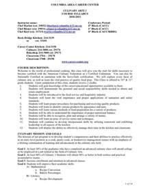 doc 7911024 culinary arts resumes culinary skills resume