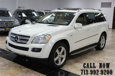 security system 2009 mercedes benz gl class on board diagnostic system find used 2009 mercedes gl320 bluetec diesel awd nav heated seats dvd system only 55k in houston