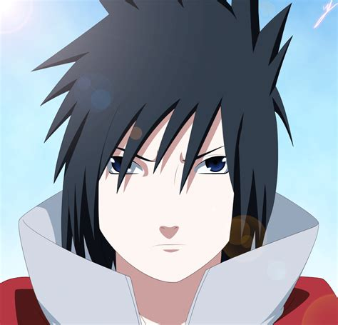 Harajuku Uciha Anime gaya rambut di anime j cul