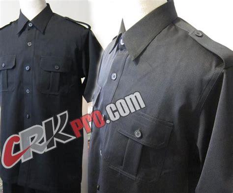 desain kemeja safari penjahit seragam security safari konveksi baju dinas bandung