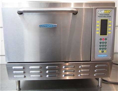 Subway Toaster Oven For Sale pre catering and restaurant equipment clearance
