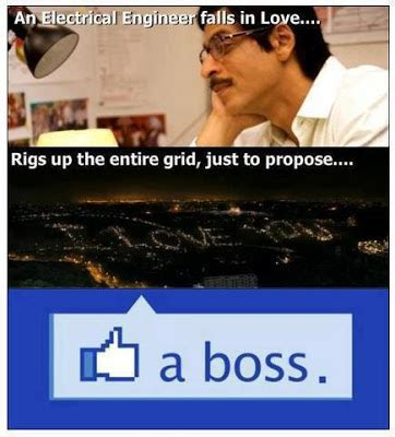engineering picsart   electrical engineer proposes  girl friend