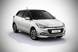 Hyundai Manufacturer Country 2017 Hyundai I20 Launched In India Priced From Inr 5 36