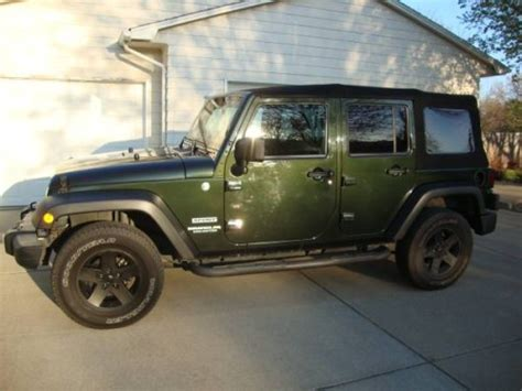 Fisik Sport Specs Sioux In 2011 jeep wrangler unlimited sport for sale in sioux falls sd