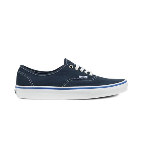 Waffle Icc Vans Authentic Truewhite vans authentic midnight navy true white 22 50 v004mljpv sneakers low graffitishop