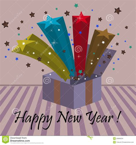 new year box new year box stock images image 26889034