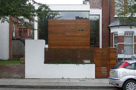 Contemporary Modern House Plans some modern houses in the london borough of islington north