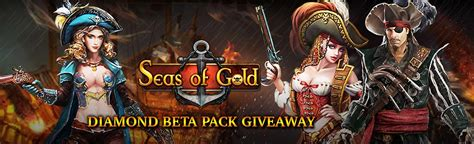 Mmohut Giveaway - seas of gold beta diamond pack giveaway mmohuts