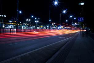 Car Lighting Up Time Today Free Stock Photo Of Blur Cars City