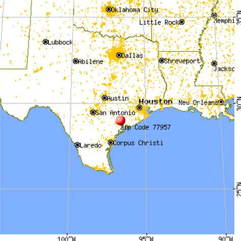edna texas map 77957 zip code edna texas profile homes apartments schools population income averages