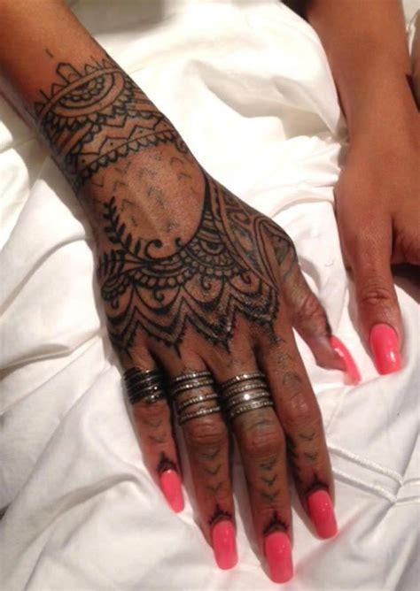 tattoo meaning rihanna 25 best ideas about rihanna hand tattoo on pinterest