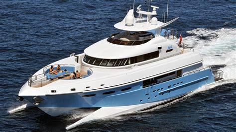 catamaran yacht spirit catamaran motor yacht spirit sold boat international