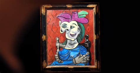 picasso painting worth 100 million learning picasso painting to seize from the army