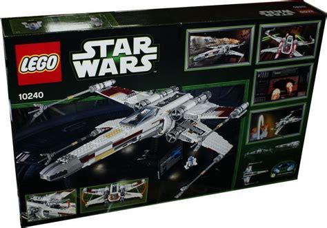 Lego Wars 10240 5 X Wing Starfighter lego exklusiv wars 10240 five x wing starfighter