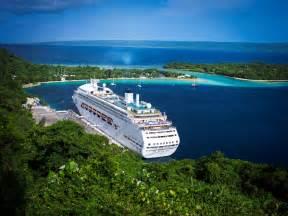 port vila cruise port of call vanuatu tourism product