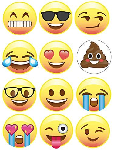 imagenes emoji para imprimir emoji pins set of 12 different emojis 1 inch and 12